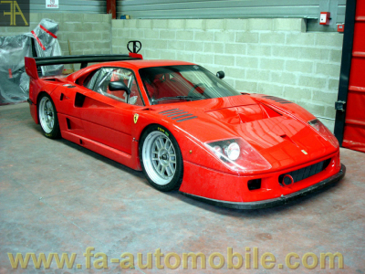 Ferrari F40 F40 Lm For Sale On Fa Automobile Com