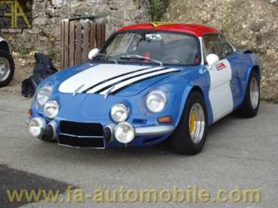renault alpine a 110 vendre fa. Black Bedroom Furniture Sets. Home Design Ideas