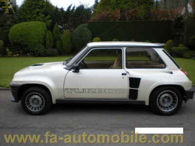 renault 5 turbo 2 a vendre