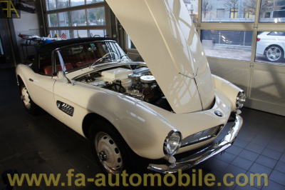 bmw 507 roadster vendre fa. Black Bedroom Furniture Sets. Home Design Ideas