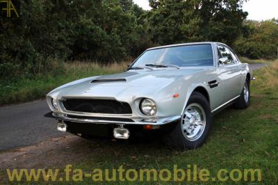 Aston Martin V8 Virage Vantage Volante Zagato For Sale Fa
