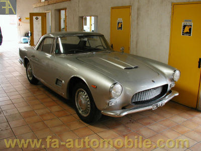 maserati 3500 gt vignale spyder vendre fa. Black Bedroom Furniture Sets. Home Design Ideas