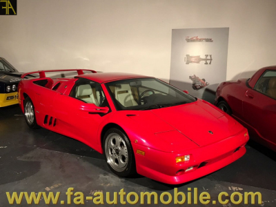 Lamborghini Diablo For Sale Fa Automobile Com