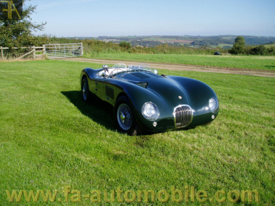 Jaguar C Type for sale fa-automobile com