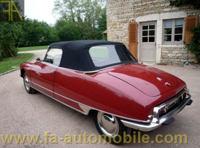 citroen ds pallas cabriolet a vendre. Black Bedroom Furniture Sets. Home Design Ideas