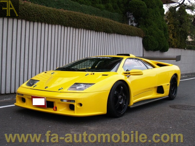 Lamborghini Diablo For Sale Fa Automobile Com
