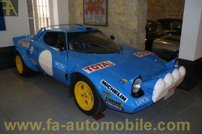 lancia stratos hf gr 4 vendre fa. Black Bedroom Furniture Sets. Home Design Ideas