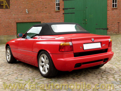 bmw z1 in vendita fa. Black Bedroom Furniture Sets. Home Design Ideas