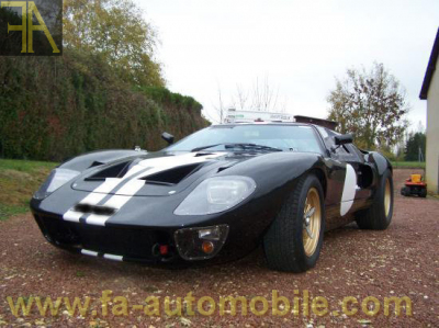 ford gt 40 for sale fa. Black Bedroom Furniture Sets. Home Design Ideas