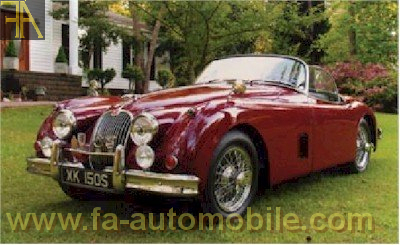 jaguar xk 150 coupe - roadster para la venta fa-automobile